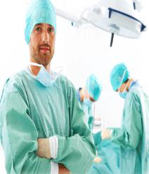 Medical Components Surgeon