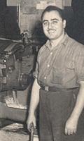 Jim's Grandfather in 1949