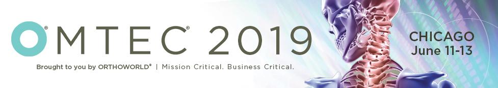 OMTEC 2019 Banner